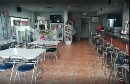 El Palomo bar